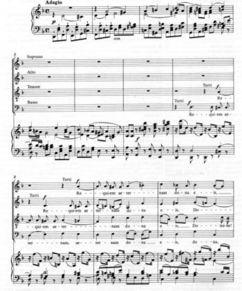 "mozart and verdi requiems dies irae The analysis of mozart's ""dies irae the use of dramatic elements in the dies irae sequence of the requiems of berlioz and verdi berlioz's grande messe des."