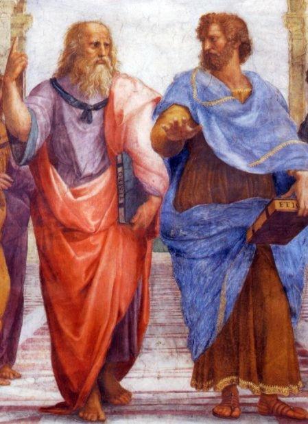 aristotle vs plato essay