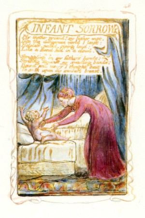 a comparative analysis of william blakes infant joy and infant sorrow To the william blake archive newsletter © copyright 2017, the william blake archive follow @blakearchive.